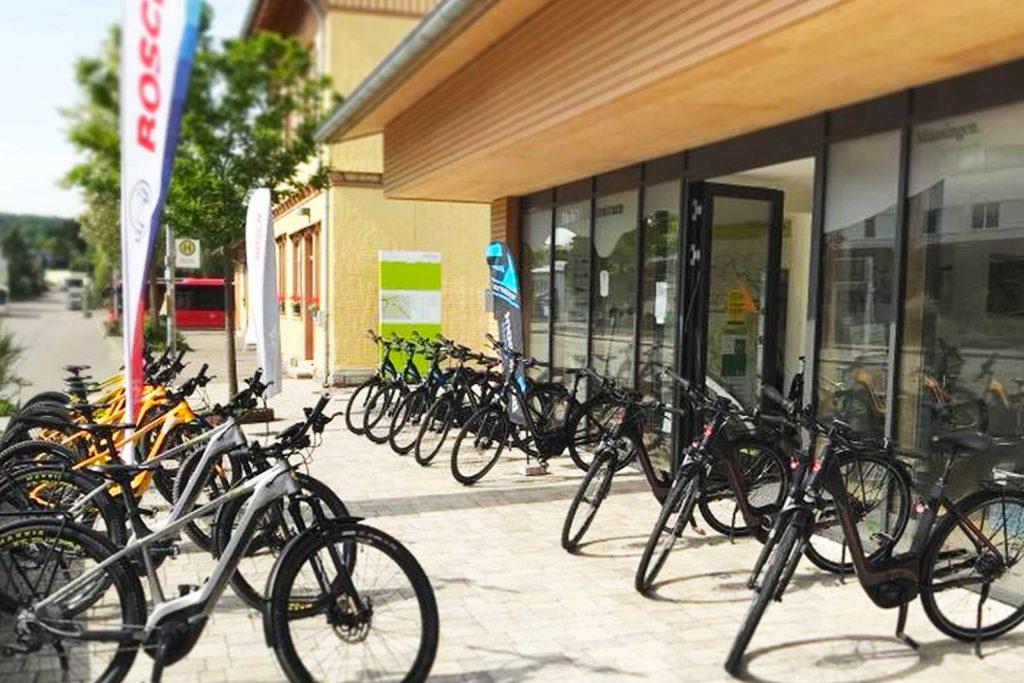 Mobilizität Zentrum Münsingen