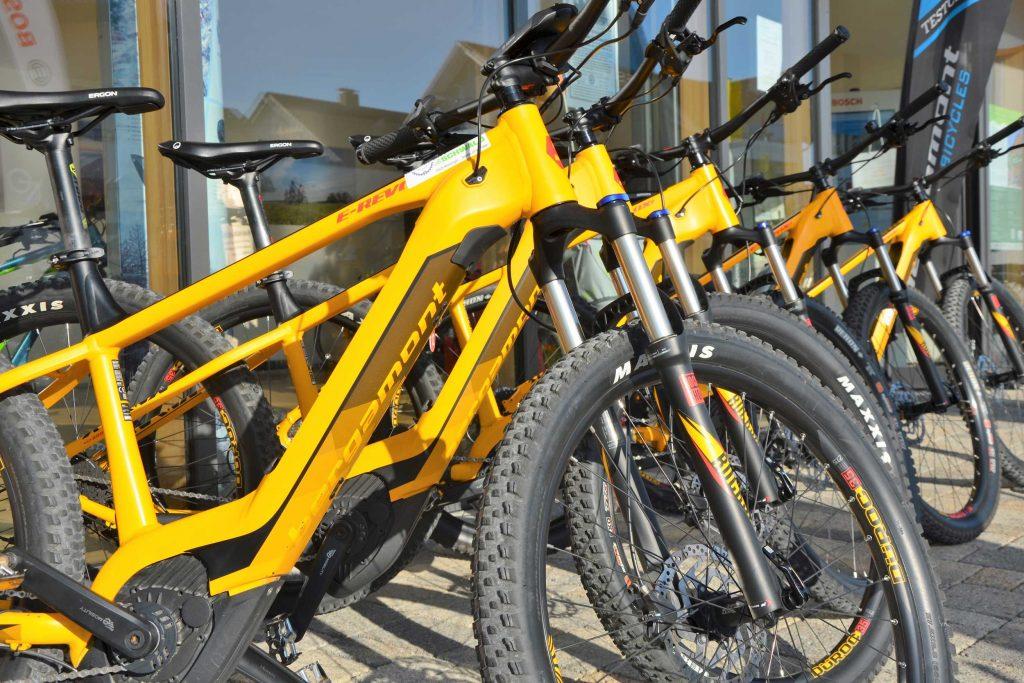 Radsport-Schwald-E-Bikes