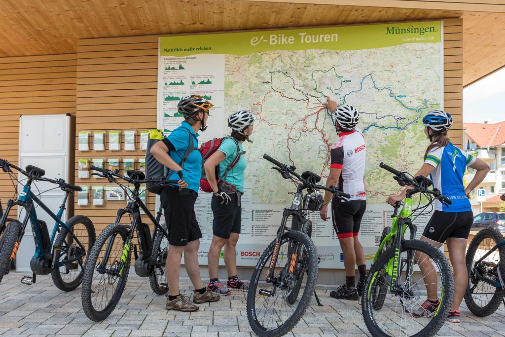 Radsport-Schwald-E-Bike